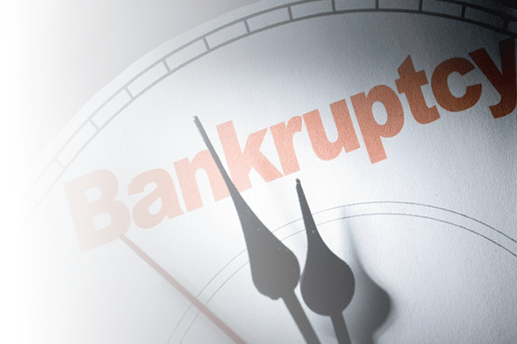 Bankruptcy Term 3 Years To 1